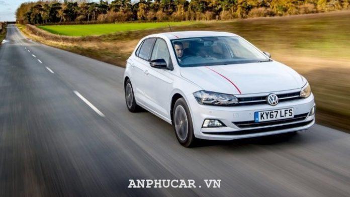 Volkswagen Polo 2020 gia lan banh