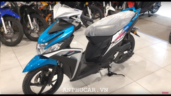 Yamaha Ego Solariz 2020 chinh thuc trinh lang