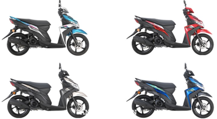 Yamaha Ego Solariz 2020 gia bao nhieu