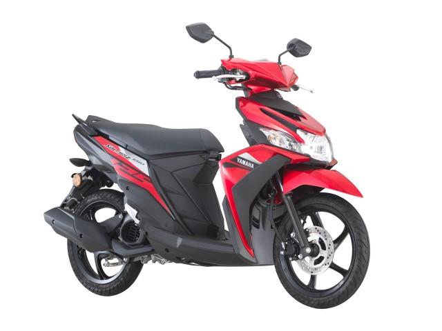 Yamaha Ego Solariz 2020 khuyen mai hap dan