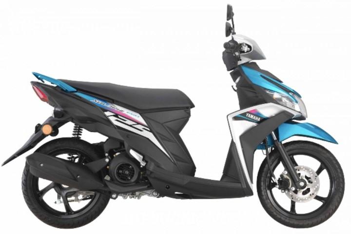 Yamaha Ego Solariz 2020