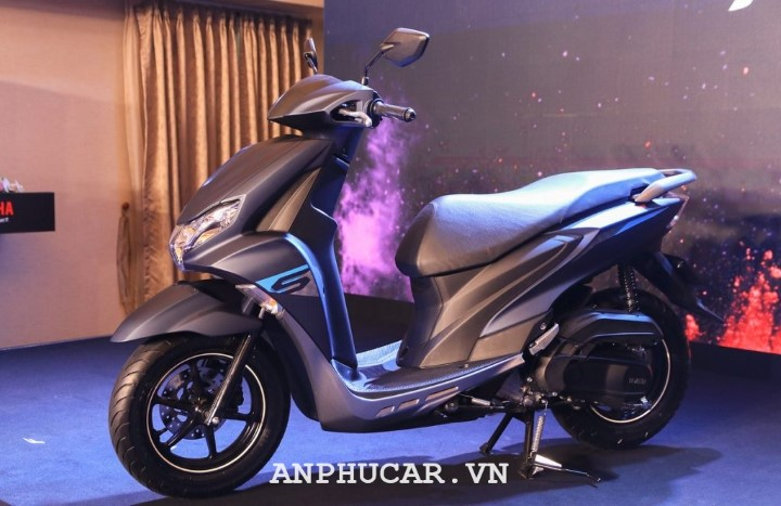 Yamaha FreeGo 2020 chinh thuc trinh lang