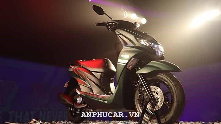 Yamaha Mio 2020 thiet ke moi hap dan