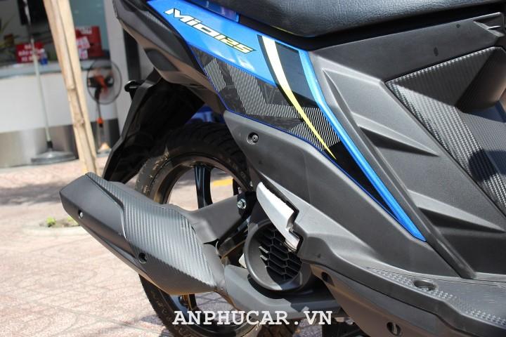 Yamaha Mio 2020