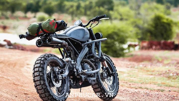 Yamaha XSR 155 2020 khuyen mai hap dan