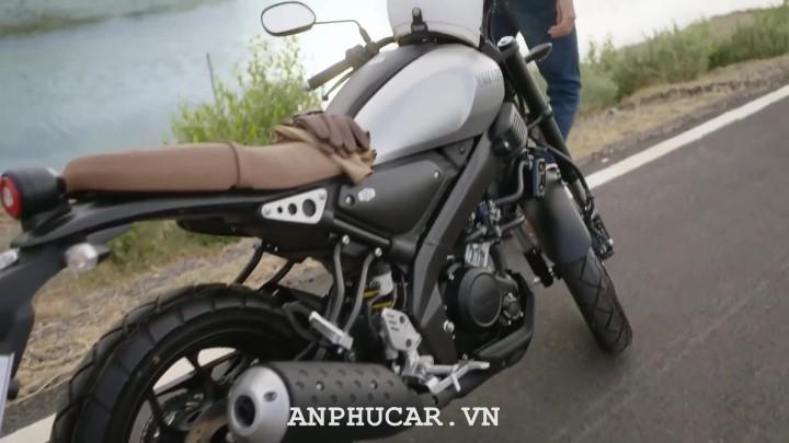 Yamaha XSR 155 2020 mua xe