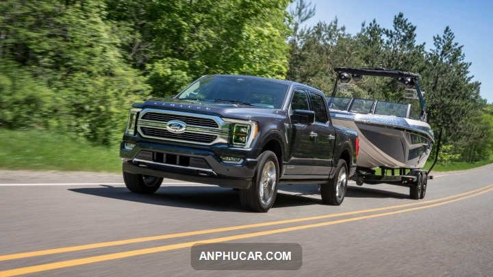 Ford F150 2021 ve nuoc