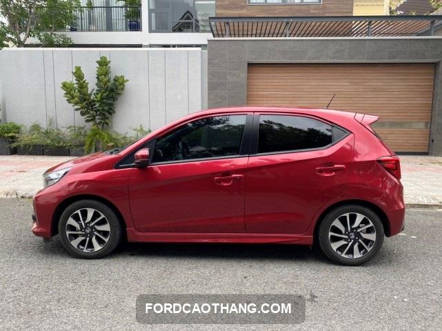 Honda brio cu gia re