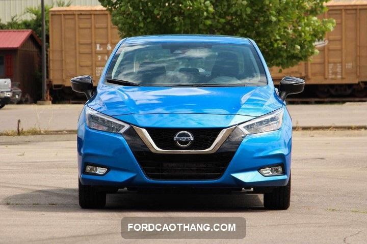 Nissan Sunny 2022 ban nan cap