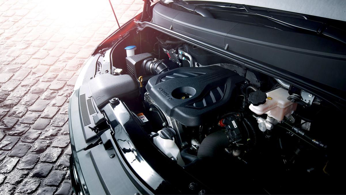 dong co xe Hyundai Solati 2022