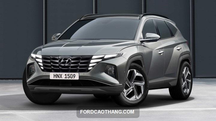 ra mat xe Hyundai Tucson 2022