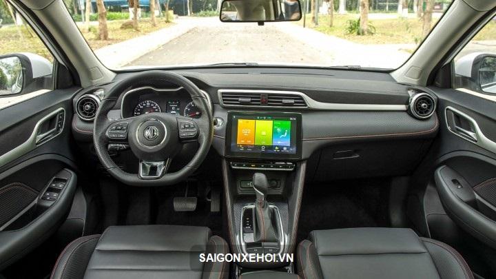 noi that xe MG ZS 2022